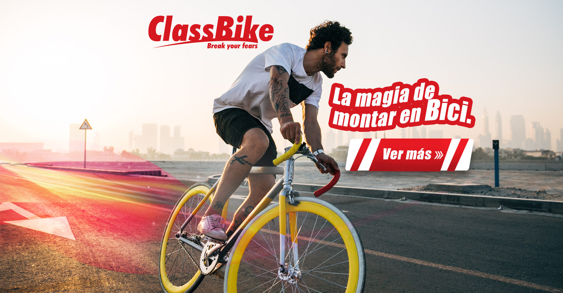 Ventas de bicicletas importadas en Bogotá. ClassBike, break your fears.